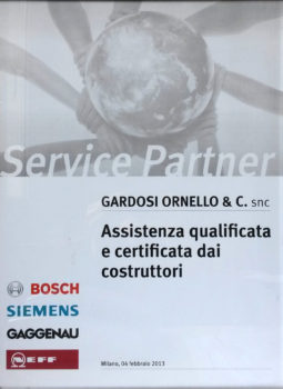 Service Partner Bosch